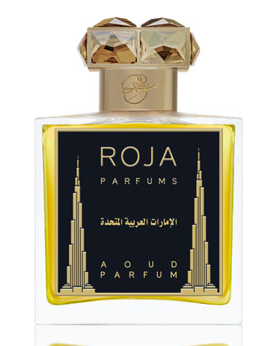 United Arab Emirates Aoud Parfum, 1.7 oz./ 50 mL