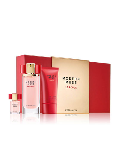 Limited Edition Modern Muse Le Rouge Fragrance Gift Set