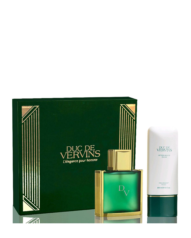HOUBIGANT PARIS Duc De Vervins Gift Set