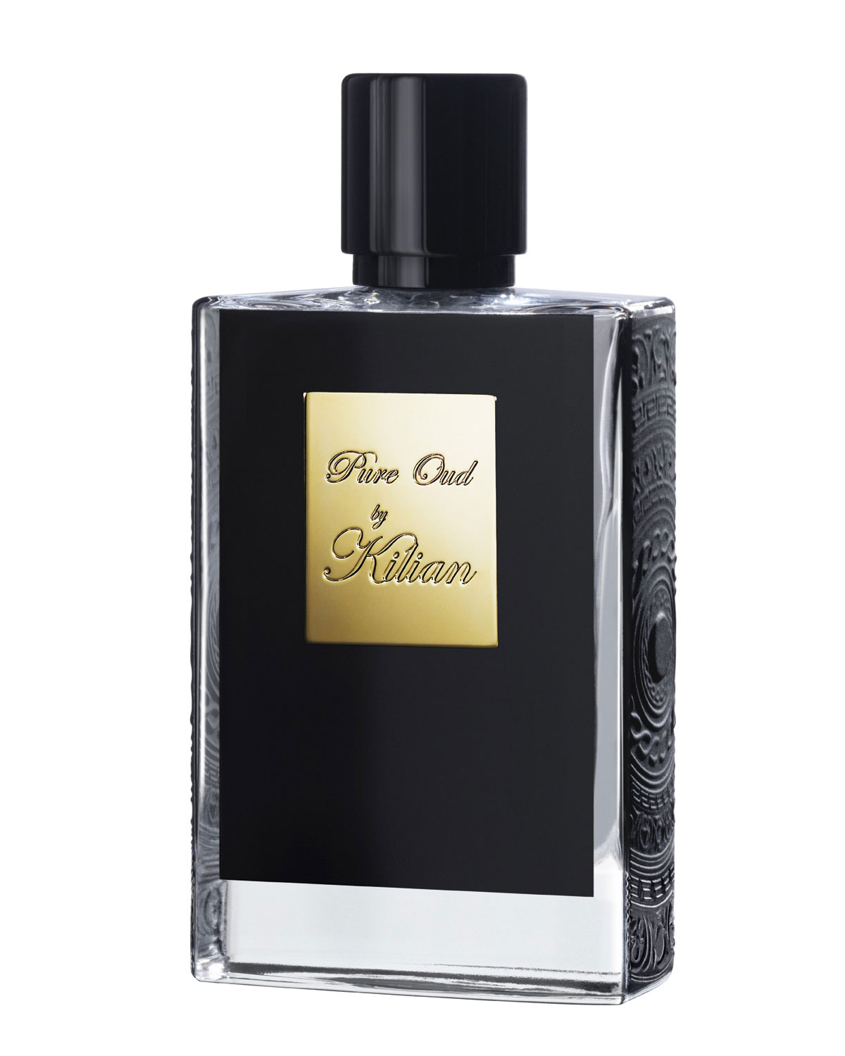Kilian PURE OUD REFILLABLE SPRAY AND ITS COFFRET, 1.7 OZ./ 50 ML