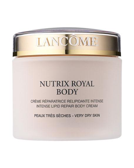 Lancome 6.7 oz. Nutrix Royal Body Intense Restoring Lipid-Enriched Lotion