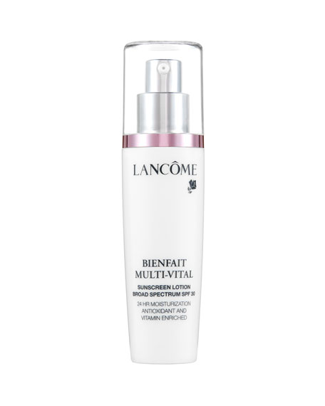 Lancome 1.7 oz. Bienfait Multi-Vital Sunscreen Lotion Broad Spectrum SPF 30