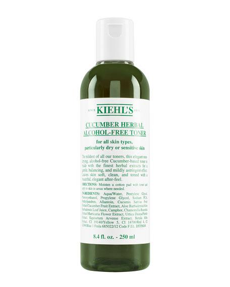 Kiehl's Since 1851 Cucumber Herbal Alcohol-Free Toner, 8.4 oz.