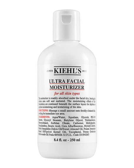 Kiehl's Since 1851 Ultra Facial Moisturizer, 8.4 oz