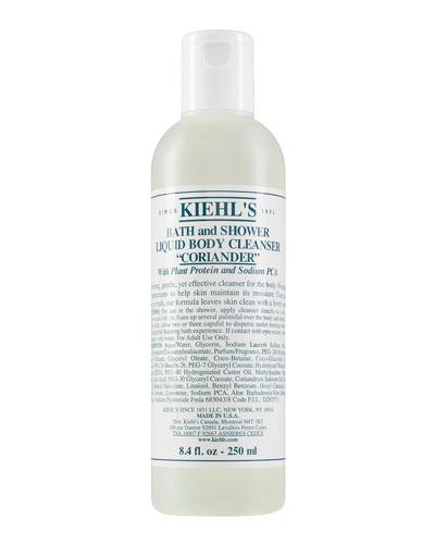 Coriander Bath & Shower Liquid Body Cleanser, 8.4 oz.