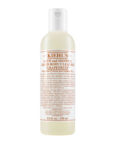 Grapefruit Bath & Shower Liquid Body Cleanser 8oz