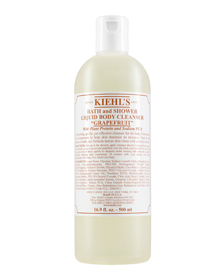 Kiehl's Since 1851 16.9 oz. Grapefruit Bath & Shower Liquid Body Cleanser