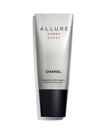 CHANEL <b>ALLURE HOMME SPORT</b><br>After Shave Moisturizer, 3.4 oz.