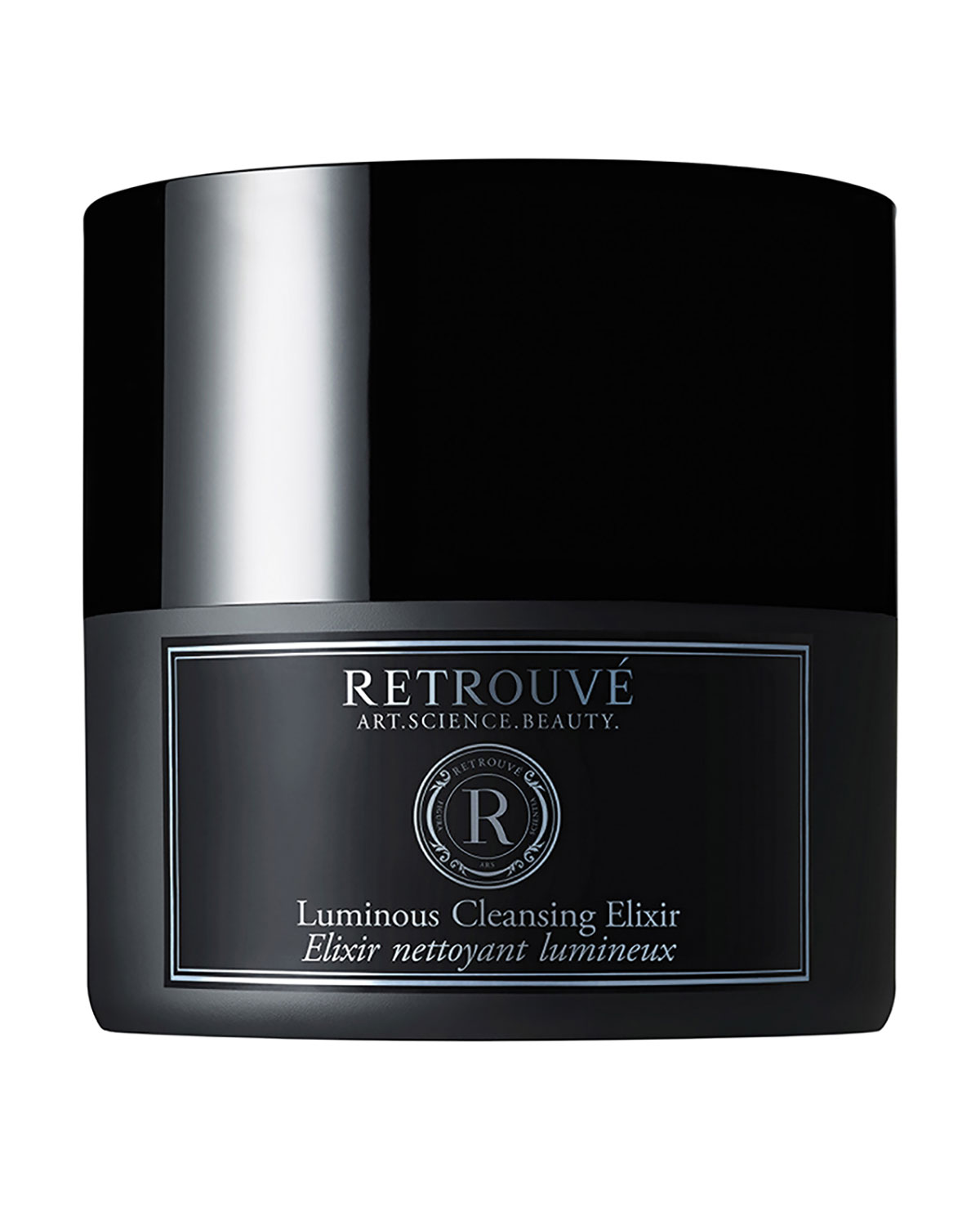 RETROUVE Luminous Cleansing Elixir, 1.0 Oz./ 30 Ml