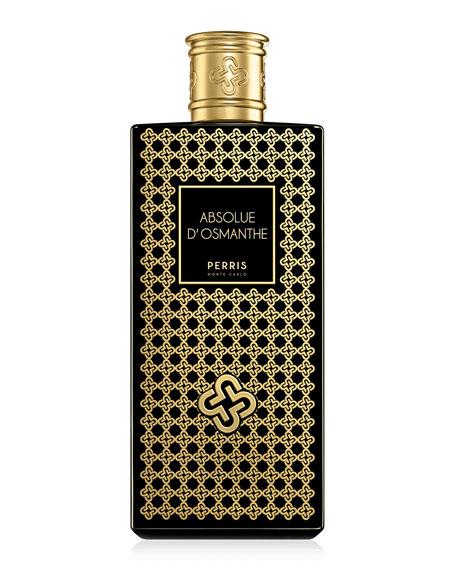 Perris Monte Carlo Absolue d'Osmanthe Eau de Parfum, 3.4 oz./ 100 mL