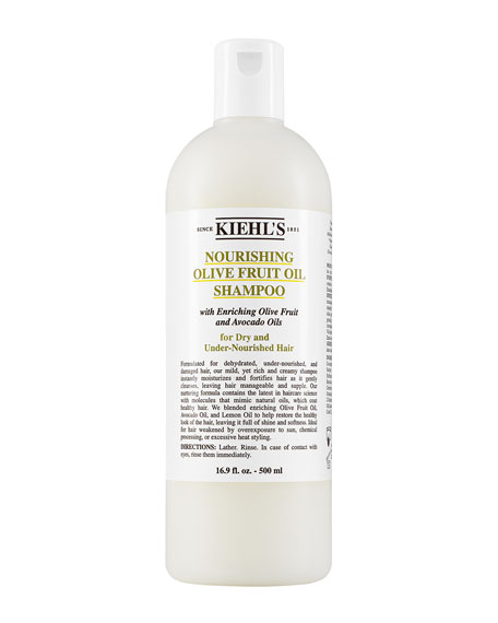 Kiehl's Since 1851 Nourishing Olive Fruit Oil Shampoo