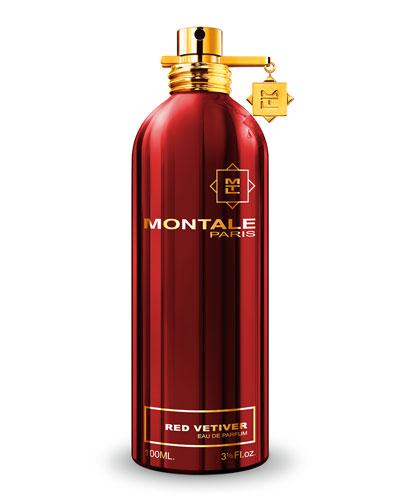 Red Vetiver Eau de Parfum, 3.4 oz./ 100 mL