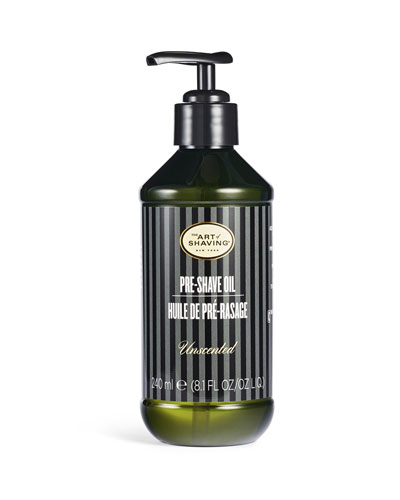 The Art Of Shaving Large Pre - shave Oil, Unscented, 8 Oz.