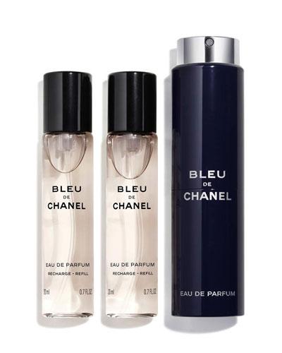 Bleu De Chanel Travel Spray Set