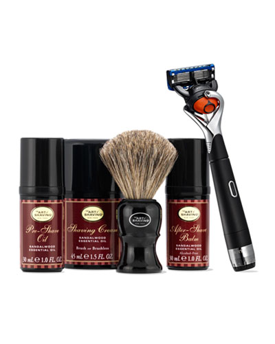 Neiman_marcus The Art Of Shaving