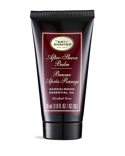 Sandalwood After-Shave Balm, 1 oz.