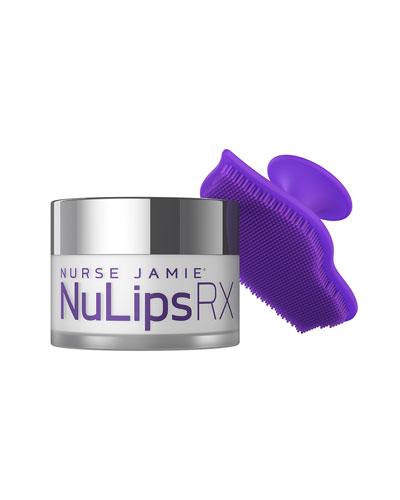 NuLips RX™ - Moisturizing Lip Balm & Lip Brush