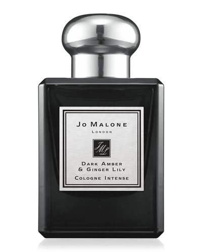 Dark Amber & Ginger Lily Cologne Intense, 1.7 oz./ 50 mL