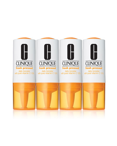 Fresh Pressed Daily Booster with Pure Vitamin C 10%