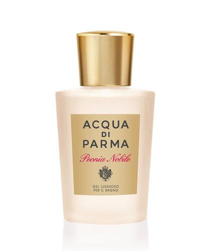Peonia Nobile Shower Gel, 6.7 oz./ 200 mL