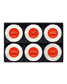 Soap Coffret, 6 x 50 g
