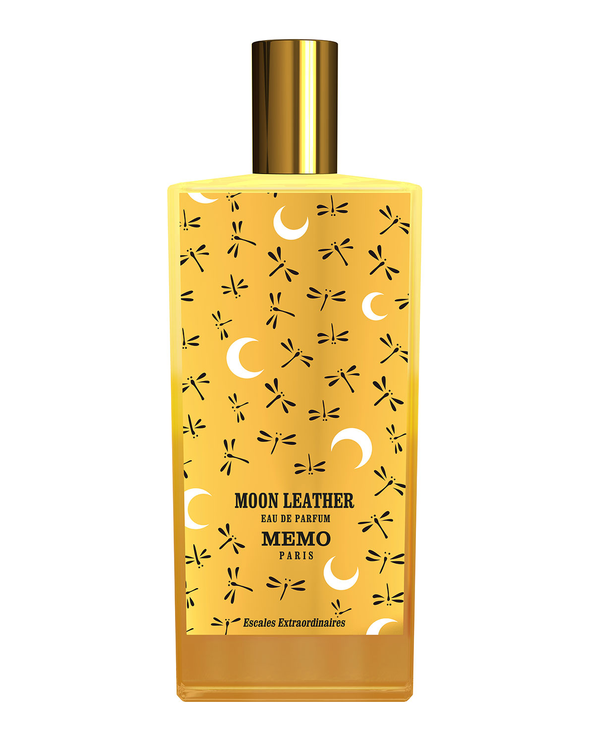 MEMO PARIS Moon Leather Eau De Parfum, 2.5 Oz./ 75 Ml