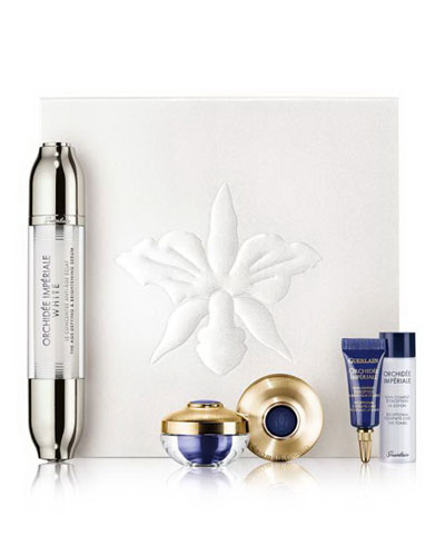 Limited Edition Orchidée Impériale Brightening Set