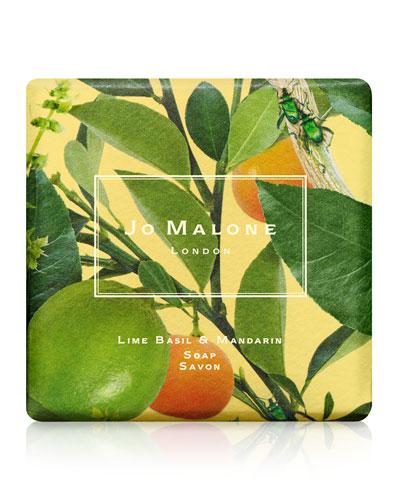 Lime Basil & Mandarin Soap, 100g