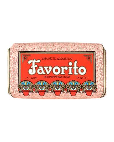 Favorito - Red Poppy Soap, 150g