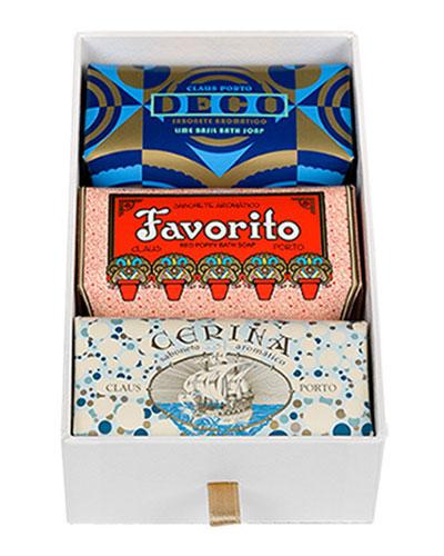 Deco, Favorito & Cerina Gift Box Set