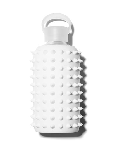 Glass Water Bottle, Spiked Winter, 500 mL