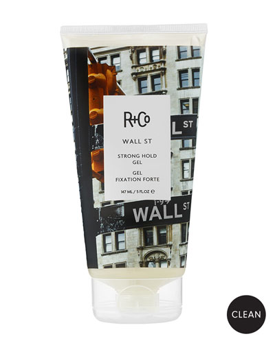WALL ST Strong Hold Gel, 5 oz.