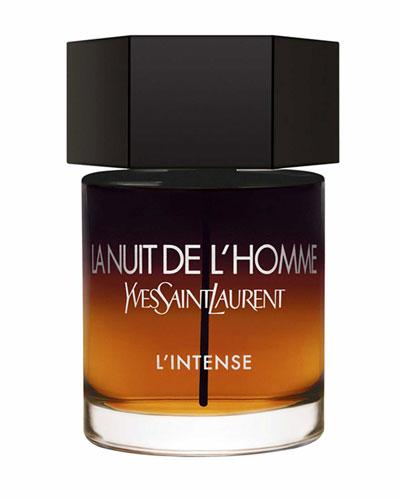 La Nuit De L'Homme L'Intense Eau de Parfum, 2.0 oz./ 60 mL