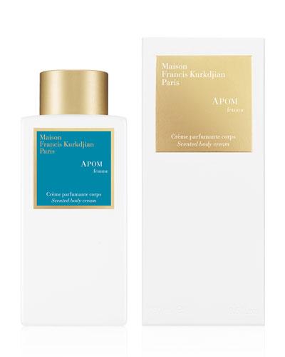 Scented Body Cream APOM femme, 8.4 oz./ 250 mL