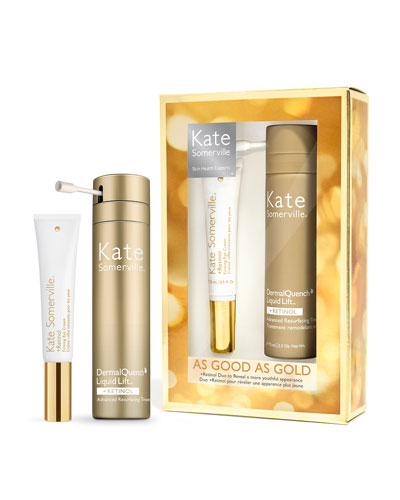 Limited Edition As Good As Gold Retinol Duo