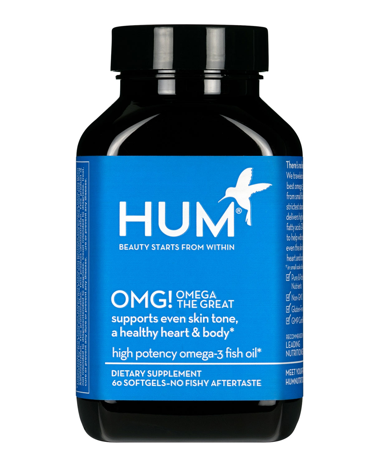 OMG! Omega The Great & #153 Supplement