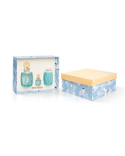Miu Miu L'Eau Bleue Eau de Parfum Set