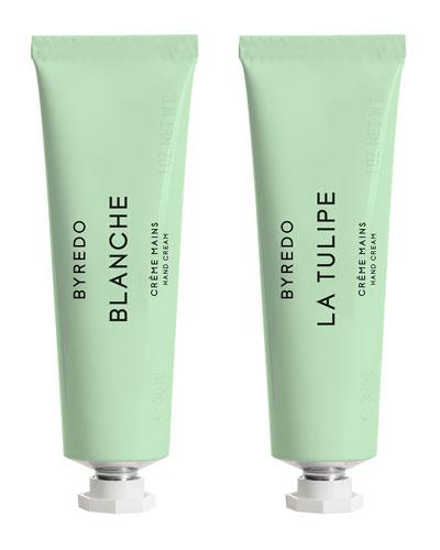Hand Cream Duo – Blanche & La Tulipe, 2 x 30 mL