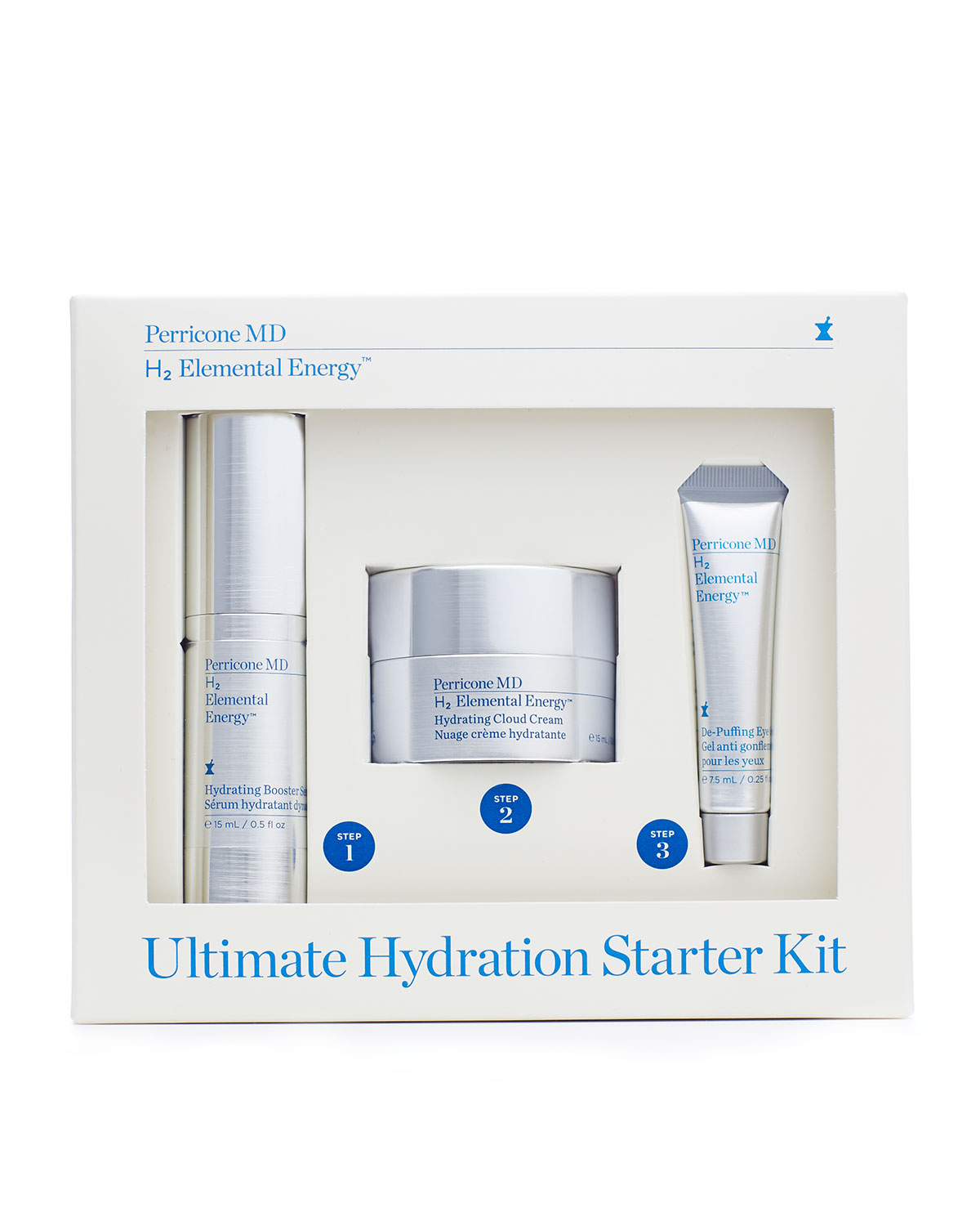 Perricone Md Ultimate Hydration Starter Kit (A $111 Value)