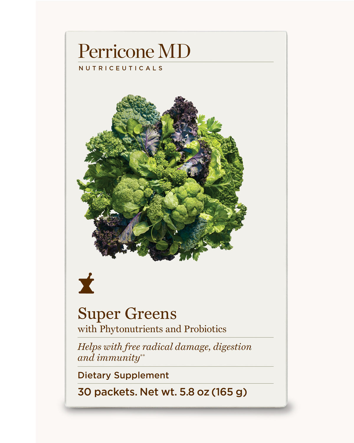 Perricone Md Super Greens 30-Day Dietary Supplement