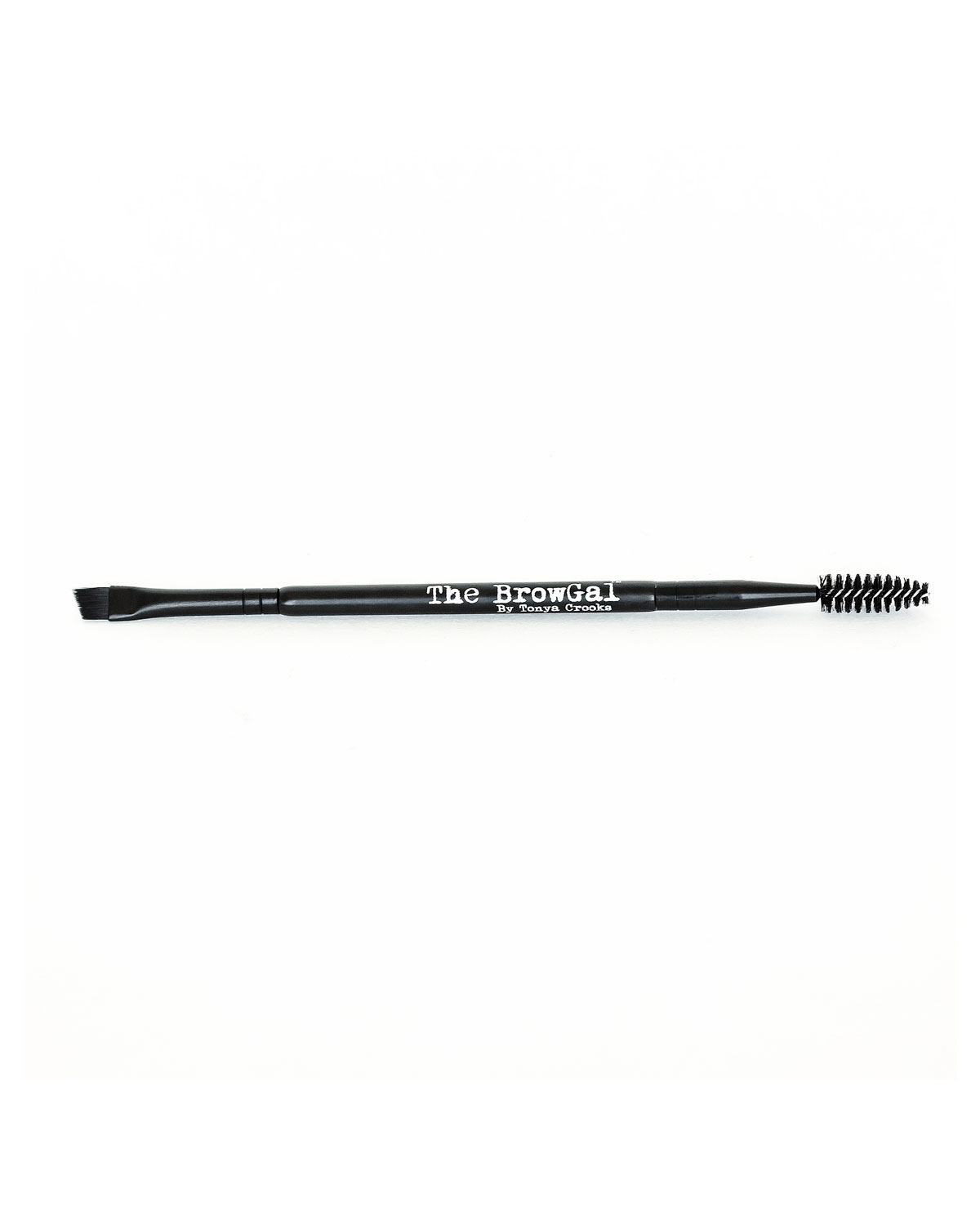 THE BROW GAL Eyebrow Brush With Spoolie