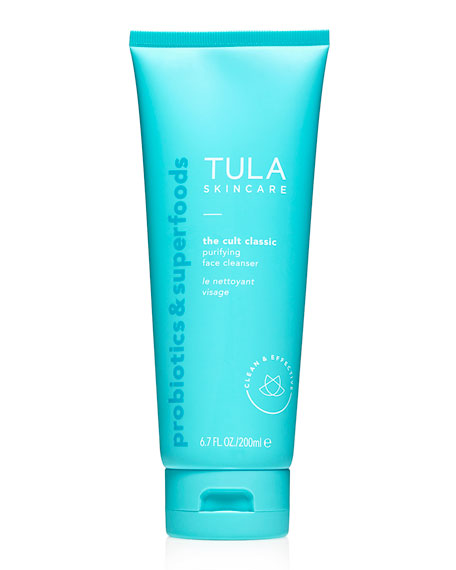 TULA 6.7 oz. The Cult Classic Purifying Face Cleanser