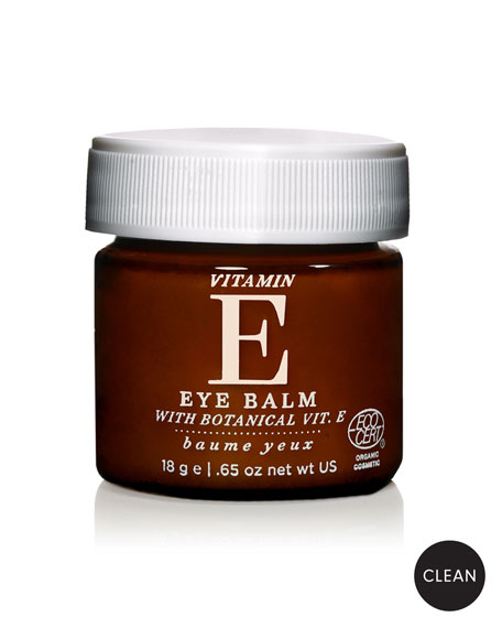 One Love Organics 0.65 oz. VITAMIN E EYE BALM Vitamin E Eye Balm