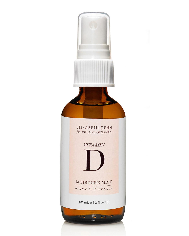 Vitamin D Moisture Mist, 60ml