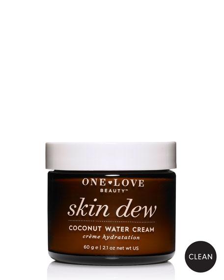 One Love Organics 2.1 oz. Skin Dew Coconut Water Cream