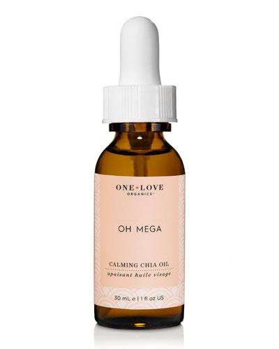 Oh Mega Calming Chia Oil, 30ml