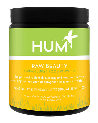Limited Edition Raw Beauty Coconut Pineapple Tropical Infusion