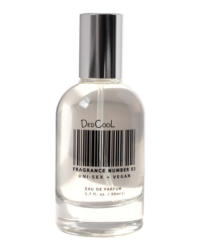 DedCool Fragrance 03 Eau de Parfum, 1.7 oz./ 50 mL