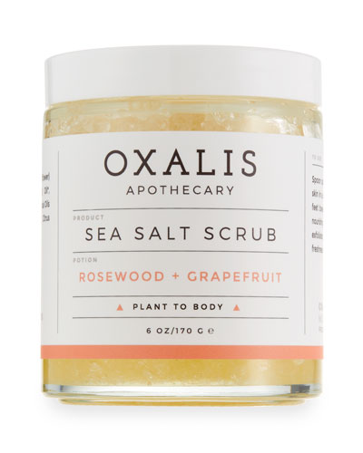 Sea Salt Body Scrub, 6.0 oz.