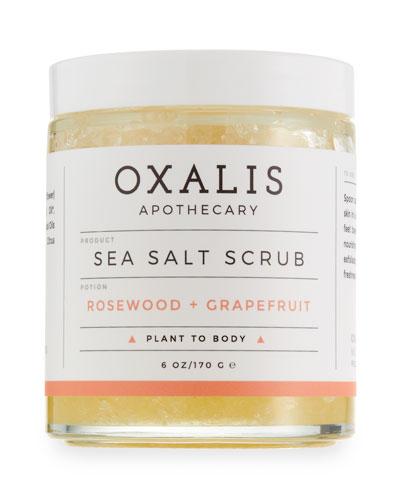 Sea Salt Body Scrub, 6.0 oz.